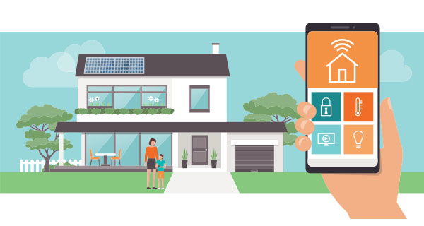 Home Solar Monitoring