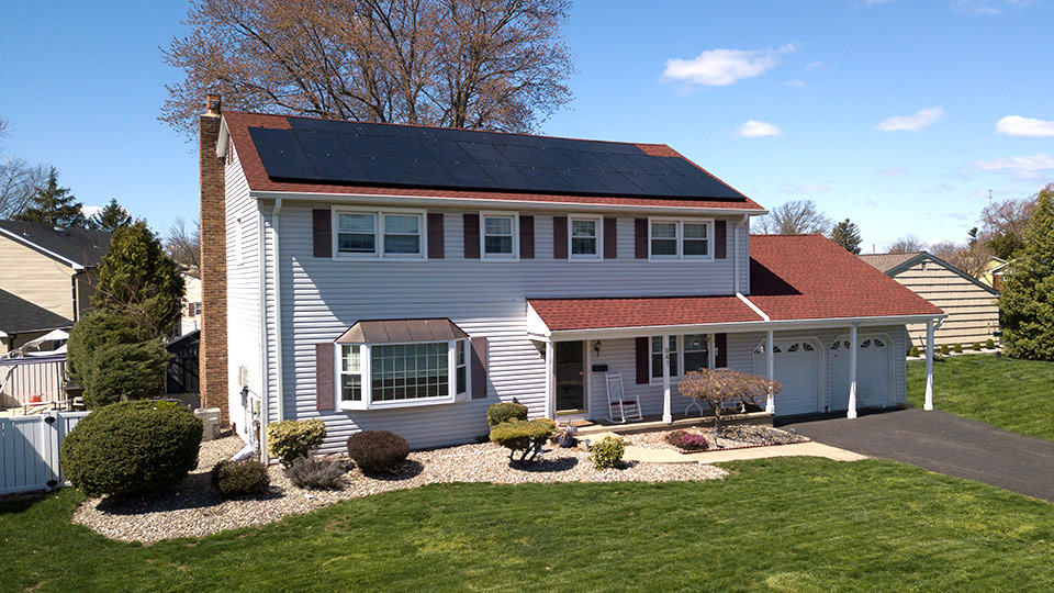 New Jersey Home Solar Installation