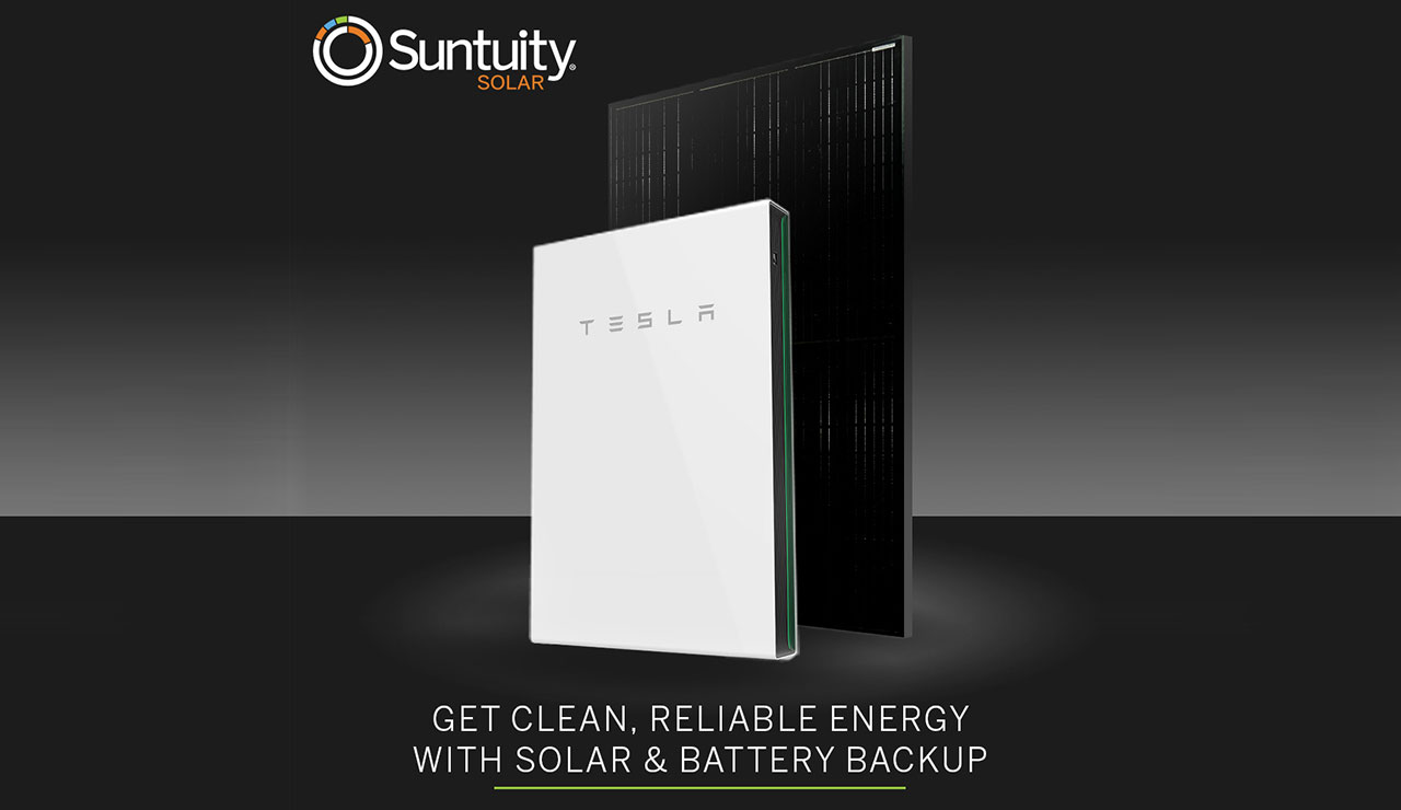 The financial benefits of solar and battery storage